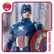 S.H. Figuarts - Captain America (Avengers Assemble Edition) - Avengers