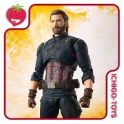 S.H. Figuarts - Captain America - Avengers: Infinity War