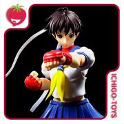 S.H. Figuarts - Sakura Kasugano - Street Fighter
