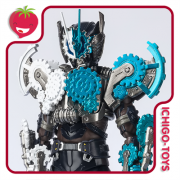 S.H. Figuarts Tamashii Web Exclusive - Hell Bros - Masked Rider Build