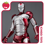 S.H. Figuarts Tamashii Web Exclusive - Iron Man Mark 5 - Iron Man 2