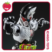 S.H. Figuarts Tamashii Web Exclusive - Masked Rider Genm Zombie Action Gamer Level X-0 - Masked Rider EX-Aid