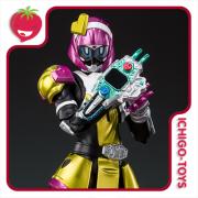 S.H. Figuarts Tamashii Web Exclusive - Masked Rider Poppy Tokimeki Crisis Gamer Level X - Masked Rider EX-Aid
