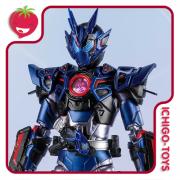 S.H. Figuarts Tamashii Web Exclusive - Masked Rider Vulcan Assault Wolf - Masked Rider Zero-One