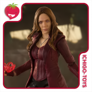 S.H. Figuarts Tamashii Web Exclusive - Scarlet Witch - Avengers: Endgame