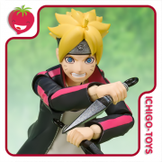 S.H. Figuarts Tamashii Web Exclusive - Uzumaki Boruto - Boruto: Naruto Next Generations