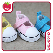 Sapato para Kikipop! e Yo-SD