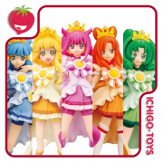 Smile PreCure! - Princess Form - Cutie Figure Set