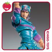 Super Action Statue - Johnny Joestar Second - JoJo's Bizarre Adventure: Steel Ball Run