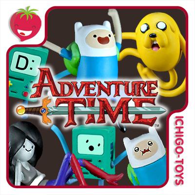 Adventure Time Strap - Coleção completa!  - Ichigo-Toys Colecionáveis