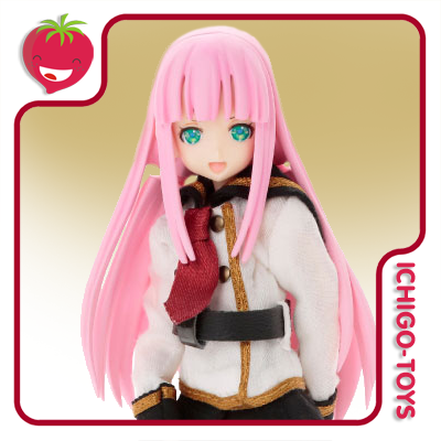 Assault Lily 024 - Custom Lily Type-E Pink - 1/12  - Ichigo-Toys Colecionáveis