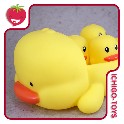 Big Rubber Duck  - Ichigo-Toys Colecionáveis