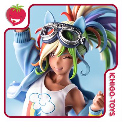 Bishoujo Figure 1/7 - Rainbow Dash - My Little Pony  - Ichigo-Toys Colecionáveis