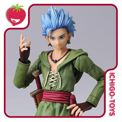 Bring Arts - Erik - Dragon Quest XI  - Ichigo-Toys Colecionáveis