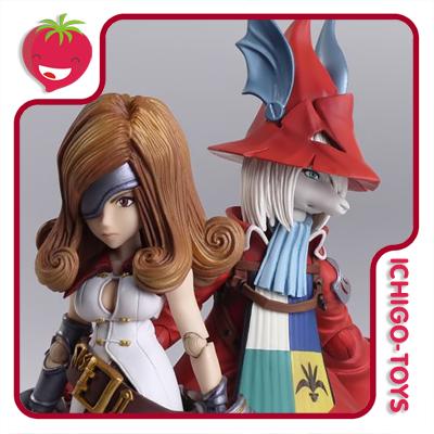 Bring Arts - Freya Crescent & Beatrix - Final Fantasy IX  - Ichigo-Toys Colecionáveis
