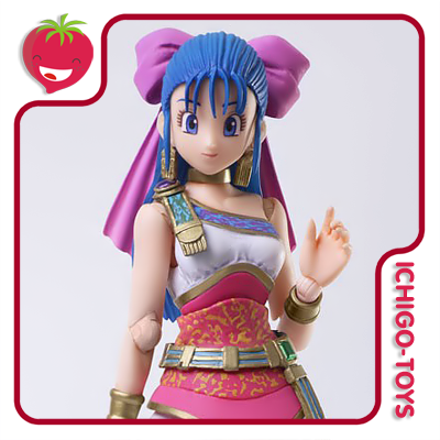 Bring Arts - Nera Briscoletti - Dragon Quest V: Hand of the Heavenly Bride  - Ichigo-Toys Colecionáveis