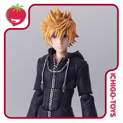 Bring Arts - Roxas - Kingdom Hearts  - Ichigo-Toys Colecionáveis