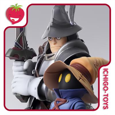 Bring Arts - Vivi Ornitier and Adelbert Steiner - Final Fantasy IX  - Ichigo-Toys Colecionáveis
