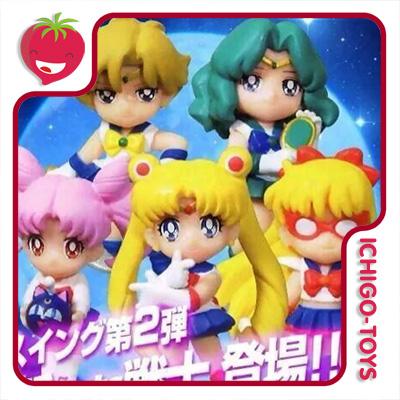 Chaveiros Sailor Moon Swing 20th Anniversary Vol.2  - Ichigo-Toys Colecionáveis