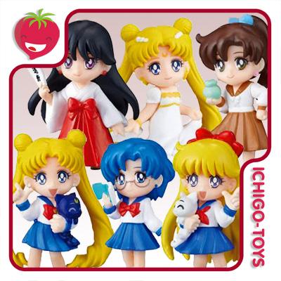 Chaveiros Sailor Moon Swing 20th Anniversary Vol.4  - Ichigo-Toys Colecionáveis