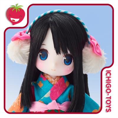 """Chuchu Doll HINA """"Aoi Neko""""  - Ichigo-Toys Colecionáveis"""