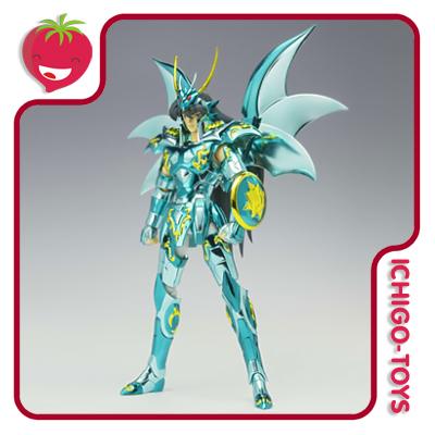 Cloth Myth 10th Anniversary - Shiryu de Dragão Armadura Divina - Saint Seiya  - Ichigo-Toys Colecionáveis