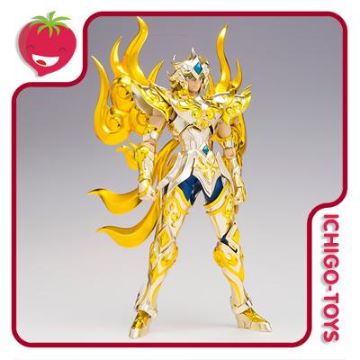 Cloth Myth EX - Aioria de Leão Armadura Divina (com First Release Bonus) - Saint Seiya: Soul of Gold  - Ichigo-Toys Colecionáveis