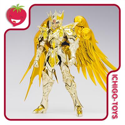 Cloth Myth EX - Saga de Gêmeos Armadura Divina - Saint Seiya Soul of Gold  - Ichigo-Toys Colecionáveis