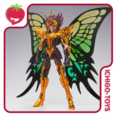 Cloth Myth Tamashii Web Exclusive - Myu de Papillon - Saint Seiya  - Ichigo-Toys Colecionáveis