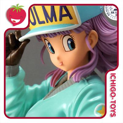 Dragon Ball Glitter & Glamours II - Bulma SP ver.  - Ichigo-Toys Colecionáveis