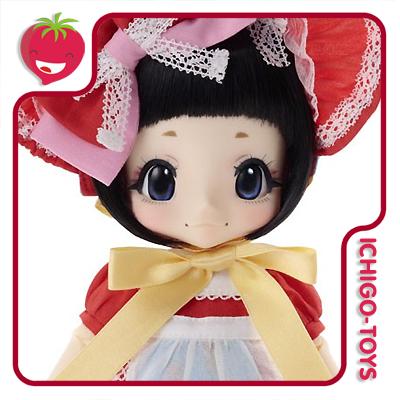 KIKIPOP! Baby Bunka Girl - Kokeshi-chan  - Ichigo-Toys Colecionáveis