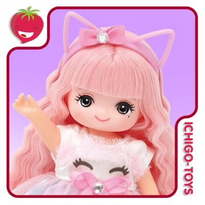 Licca LD-27 Yumekawa Maki  - Ichigo-Toys Colecionáveis