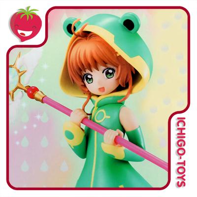 Special Figure - Cute Frog Sakura - Cardcaptor Sakura Clear Card   - Ichigo-Toys Colecionáveis