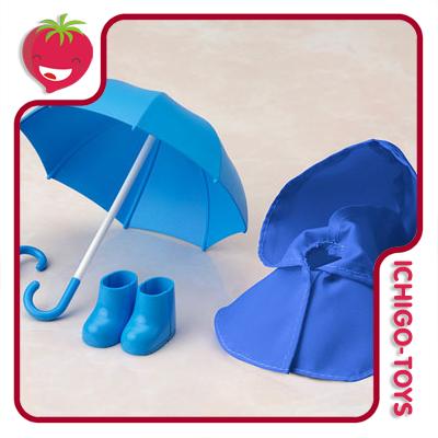 Cu-poche Extra - Rainy Day Set - Blue  - Ichigo-Toys Colecionáveis