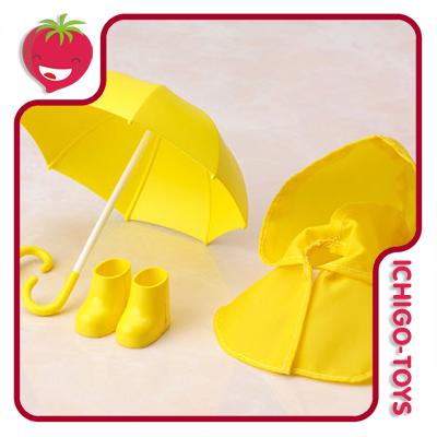Cu-poche Extra - Rainy Day Set - Yellow  - Ichigo-Toys Colecionáveis