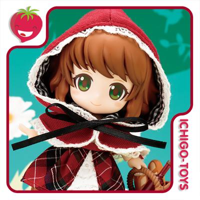 Cu-poche Friends - Little Red Riding Hood - Little Red Riding Hood  - Ichigo-Toys Colecionáveis