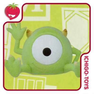 Cutte! Fluffy Puffy - Mike- Monsters INC. - Disney/Pixar Characters   - Ichigo-Toys Colecionáveis