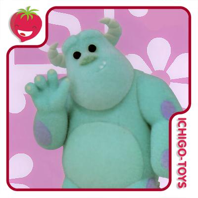 Cutte! Fluffy Puffy - Sulley - Monsters INC. - Disney/Pixar Characters   - Ichigo-Toys Colecionáveis