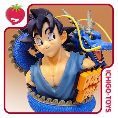 Dragon Ball Z Amazing Arts - Son Gokou & Shenron  - Ichigo-Toys Colecionáveis