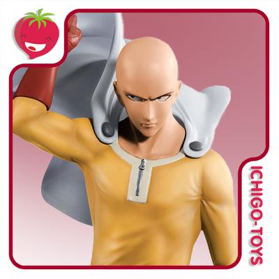 DXF Premium Figure - Saitama - One Punch Man  - Ichigo-Toys Colecionáveis