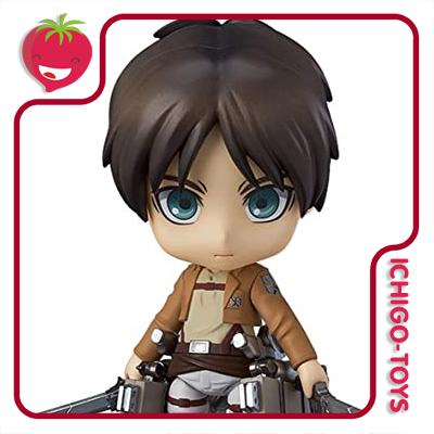 Encomenda -  Nendoroid 375 -  Eren Yeager R$998 - Cliente Alefe - 50%  - Ichigo-Toys Colecionáveis