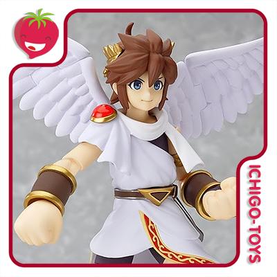 Figma 175 - Pit - Kid Icarus: Uprising  - Ichigo-Toys Colecionáveis