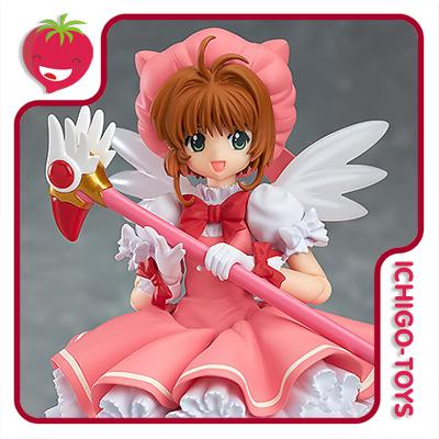 Figma 244 - Sakura Kinomoto - Cardcaptor Sakura  - Ichigo-Toys Colecionáveis