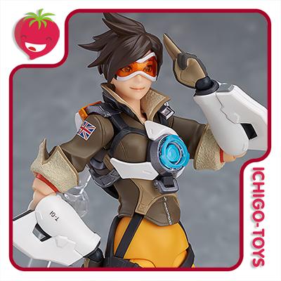 Figma 352 - Tracer - Overwatch  - Ichigo-Toys Colecionáveis