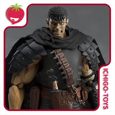 Figma 359 - Guts Black Swordsman Repaint Edition - Berserk  - Ichigo-Toys Colecionáveis