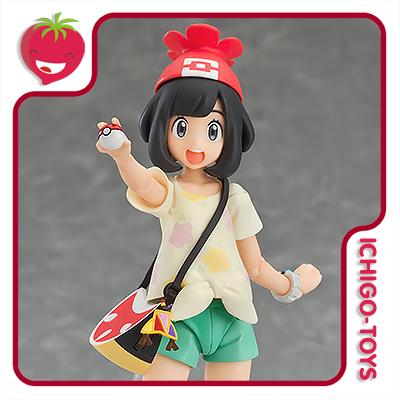 Figma 371 - Selene/Mizuki (com bônus do Pokémon Center) - Pokémon  - Ichigo-Toys Colecionáveis