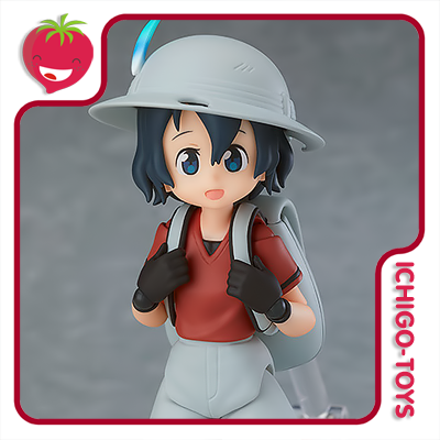 Figma 384 - Kaban - Kemono Friends  - Ichigo-Toys Colecionáveis
