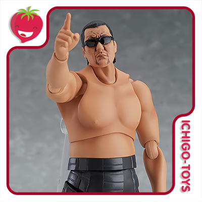 Figma 386 - Chono Masahiro - New Japan Pro Wrestling  - Ichigo-Toys Colecionáveis