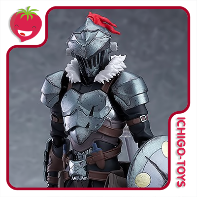 Figma 424 - Goblin Slayer - Goblin Slayer  - Ichigo-Toys Colecionáveis