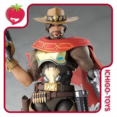 Figma 438 - McCree - Overwatch  - Ichigo-Toys Colecionáveis